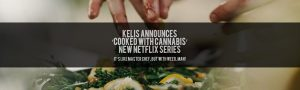 Kelis Cooked With Cannabis