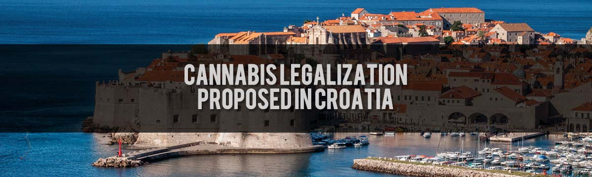 legalization of cannabis proposed in croatia