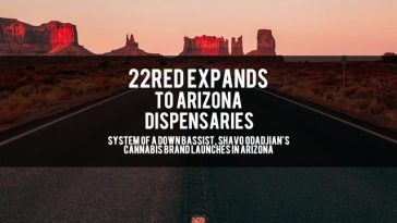 22Red Expands to Arizona Dispensaries